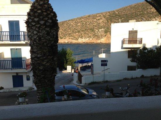 Adonis Hotel: Vistas