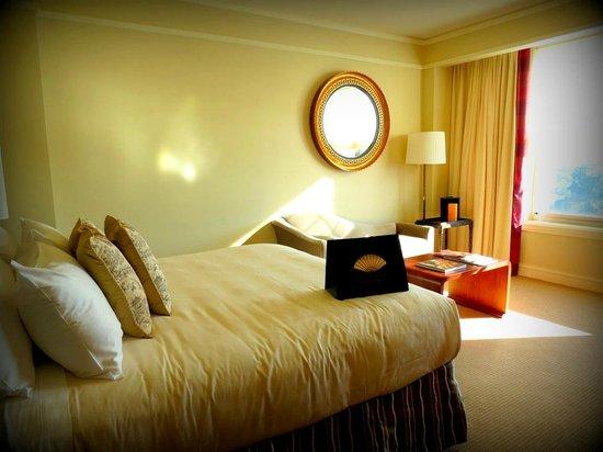 Mandarin Oriental, Washington DC: Bedroom
