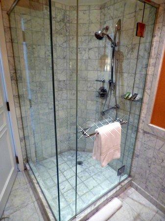 Mandarin Oriental, Washington DC : Shower