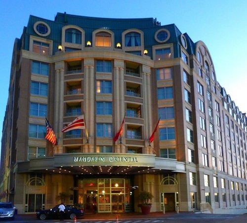 Mandarin Oriental, Washington DC : Hotel