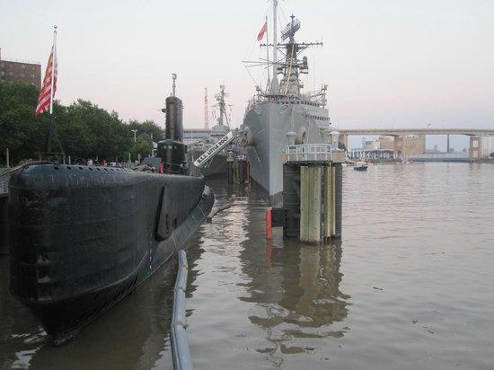 Erie Basin Marina : Naval Park