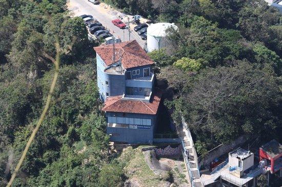 Favela Santa Marta Tour : Unité UPP