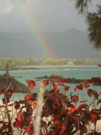 Heres Whats At The End Of The Rainbow Picture Of Maradiva Villas