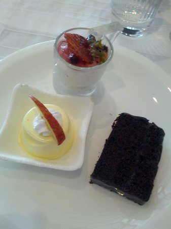Lemon Tree Premier, Leisure Valley 2: Wonderful desserts