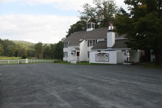 Quechee Inn At Marshland Farm: The Quechee Inn