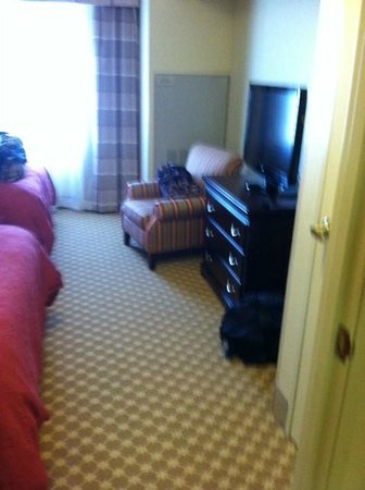 Country Inn & Suites By Carlson, Conway: Another bedroom pic.