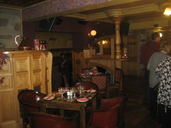 The Stables Bar: Some of the tables