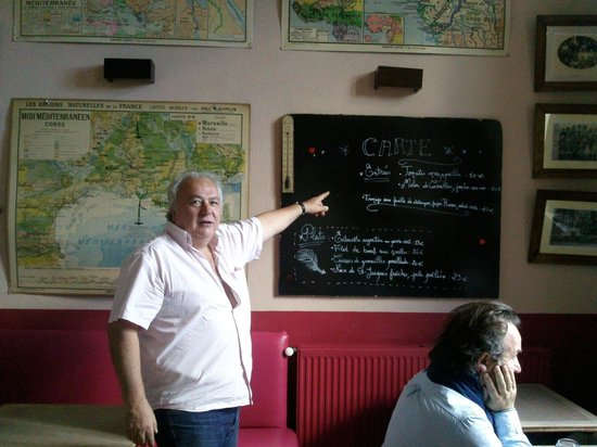 La Petite Ecole : Elève Grillot, au tableau !