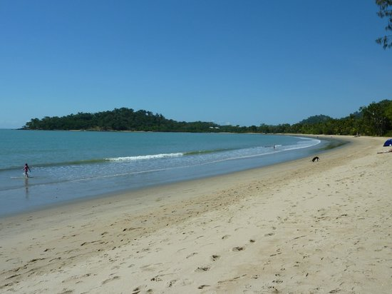 Kewarra Beach Resort & Spa : La plage