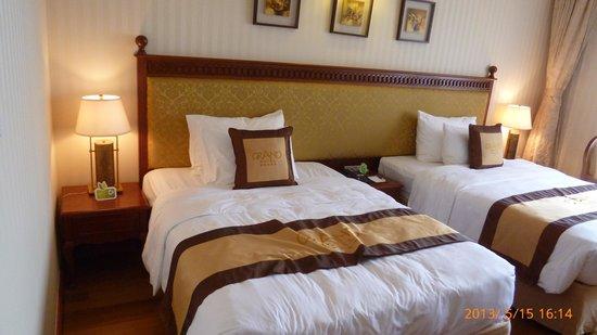 Grand Hotel Saigon: 快適なねむりをお約束します