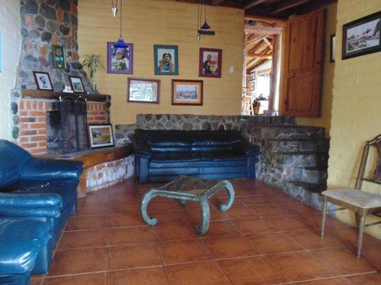 La Estelita : The Cocktail Lounge and Waiting Area