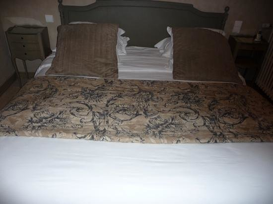 Hotel Beatus : lovely comfortable bed
