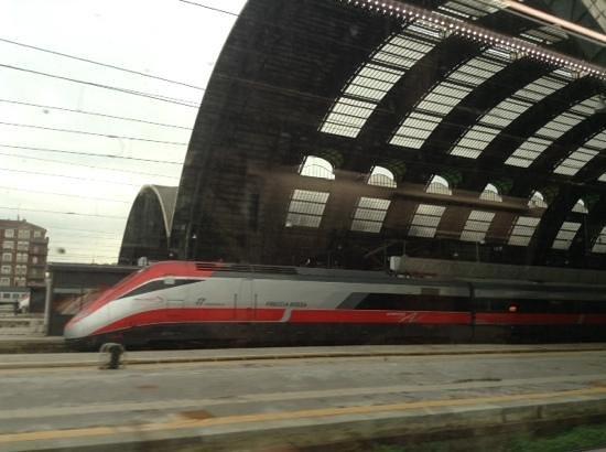 Treni Eurostar Italia: milan, centrale