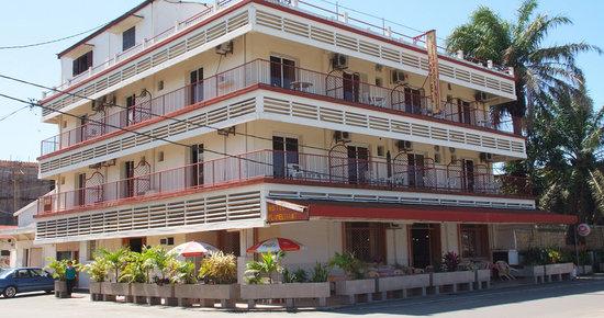 Hôtel Les Flamboyants