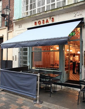 Rosa's Carnaby