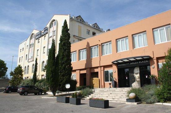 Hôtel Arles Plaza : Hotel Arles Plaza