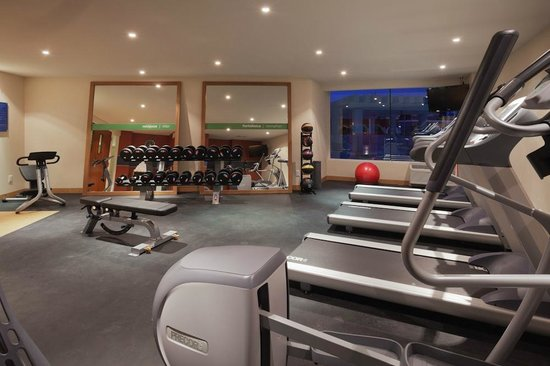 Hampton Inn by Hilton Guadalajara/Expo: Gimnasio / Gym