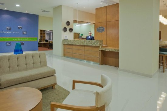 Hampton Inn by Hilton Guadalajara/Expo: Perfect Mix Lobby