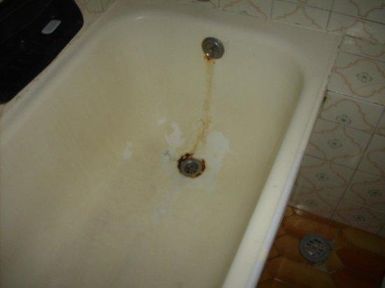 Hotel Astoria: łazienka