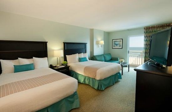 Park Place Hotel: Oceanfront Room