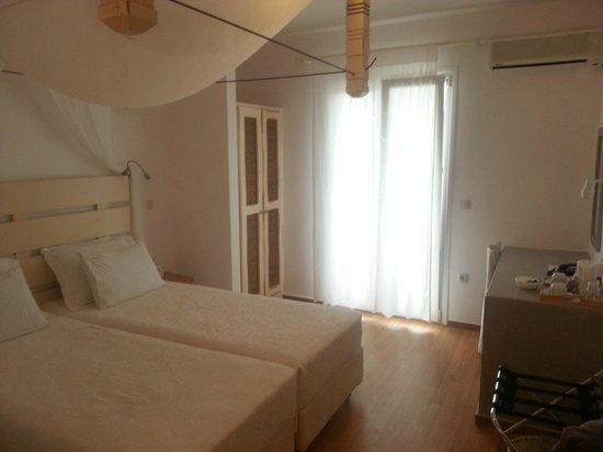 Saint Vlassis Hotel : Chambre au Saint Vlassis