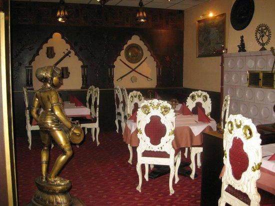 Indian Palace: Restaurant Innenansicht (interior)