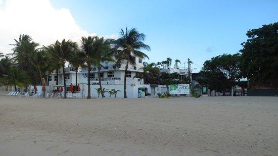 Andalucia Guest House: Ocean Park Beach