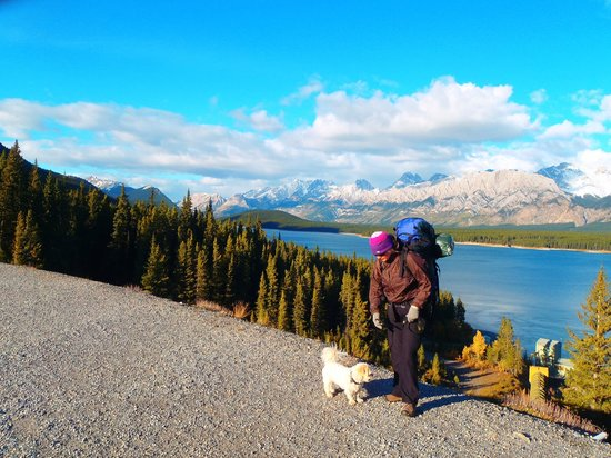Canmore, Canada: Setting out from Lakehead