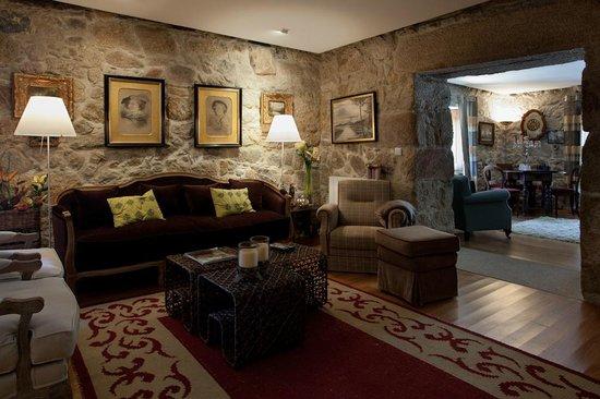 Quinta do Monteverde: Common room
