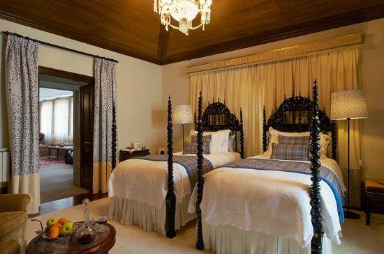Quinta do Monteverde: Twin room