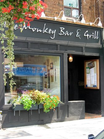 The Monkey Bar & Grill