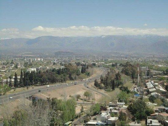 InterContinental Mendoza: Vista desde habitacion