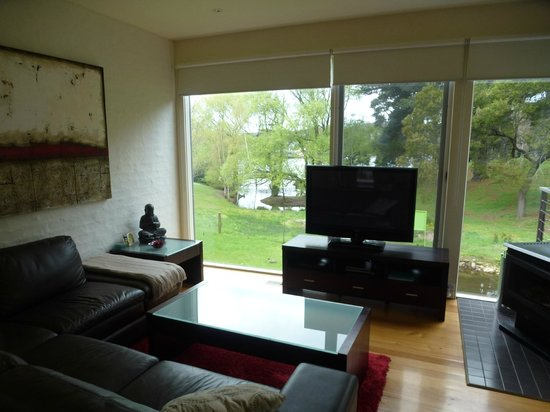 Daylesford Lake Villas: Room with a view