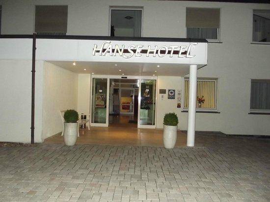 Hanse Hotel Soest: Entrée