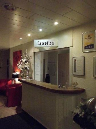 Hanse Hotel Soest: Réception