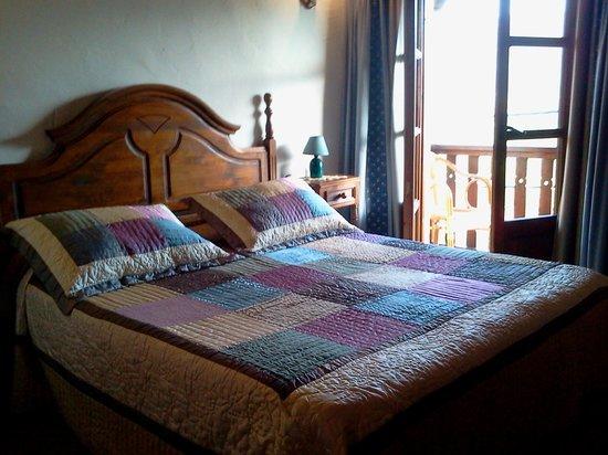 Hotel Rural Valleoscuru: habitación del Nuberu