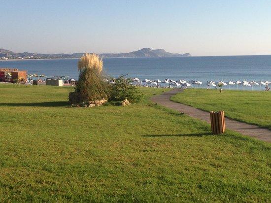 Sentido Port Royal Villas & Spa: Vue de la chambre Front de mer