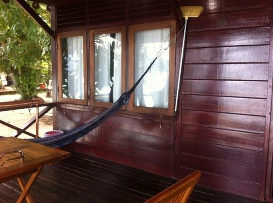 Swiss Cottage Tioman: bungalow seaview