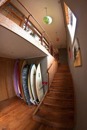 Natural Surf Lodge