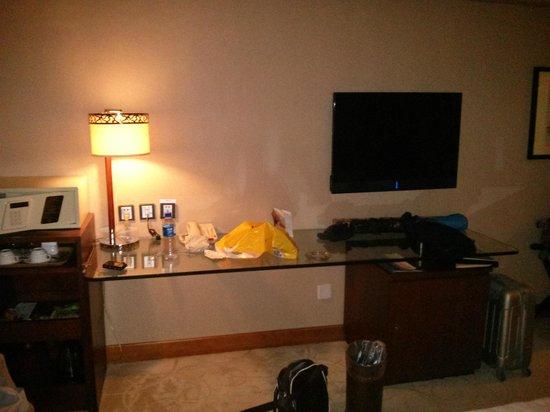 Grand Noble Hotel: Tv