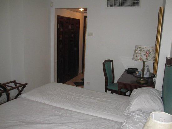 Jerusalem Gold Hotel : Double room