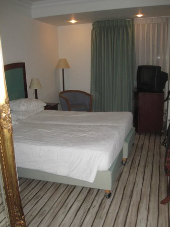 Jerusalem Gold Hotel: Double room
