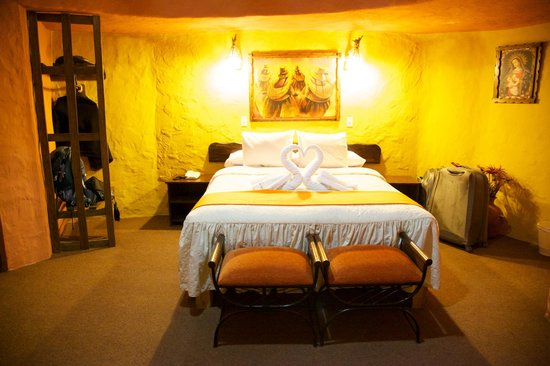 Hotel Kunturwassi Colca: warm colours