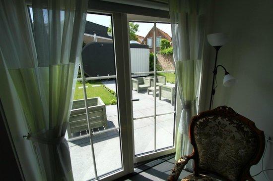 Kamerverhuur en Appartement De Dorsvloer: Die Zimmeraussicht