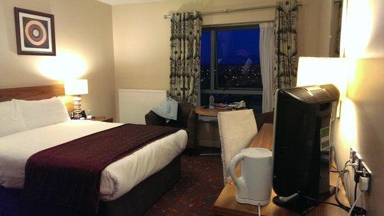 The Montenotte Hotel: camera