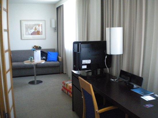 Hotel Novotel Den Haag City Centre: Zimmer
