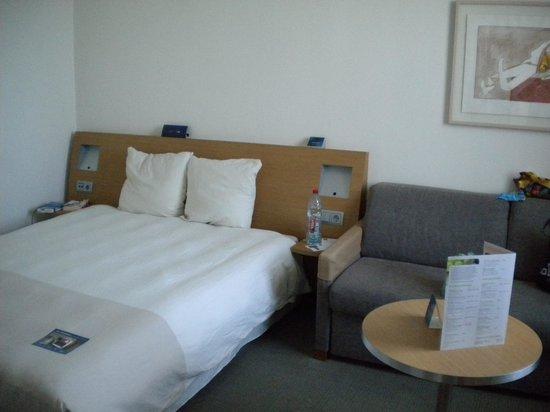 Hotel Novotel Den Haag City Centre: Bett