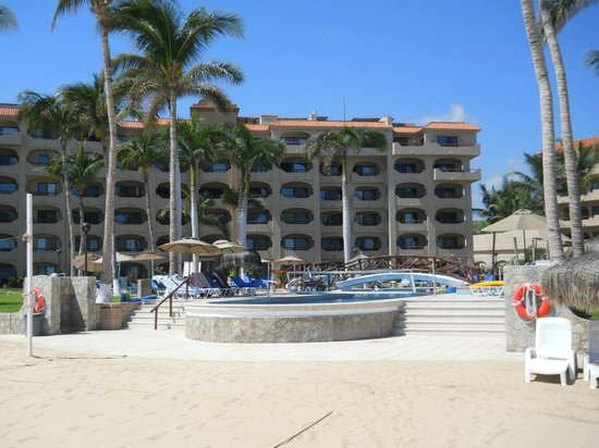 Worldmark Coral Baja: Picture from the beach
