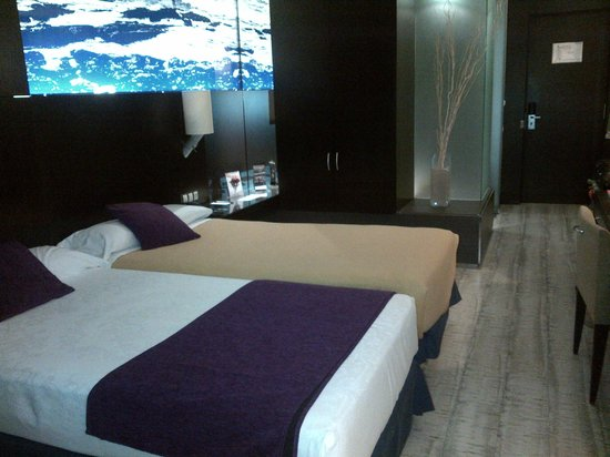 Vincci Maritimo Barcelona: room