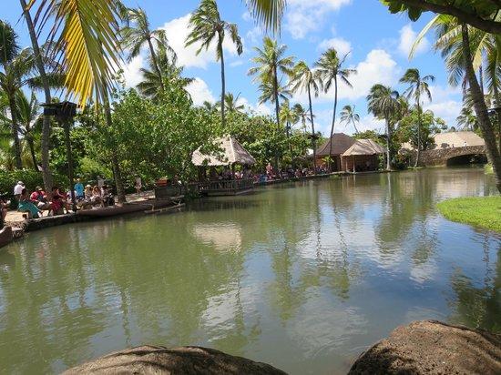 Polynesian Cultural Center: River